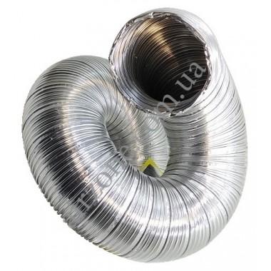 Гофра алюміній Ø90мм (довжина до 2,6м)