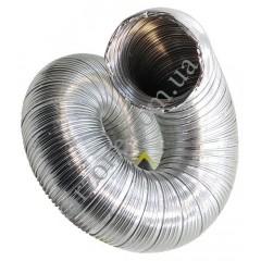 Гофра алюмінієва Ø90мм (довжина до 2,6м)