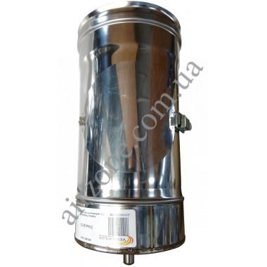 Ревізія 220мм з нержавіючої сталі / сталь 0,5мм /