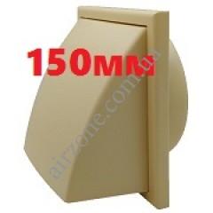 Припливно-витяжний ковпак Вентс МВ 152 ВК бежевий