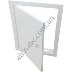 Дверка ревізійна пластикова Hardi 15х20