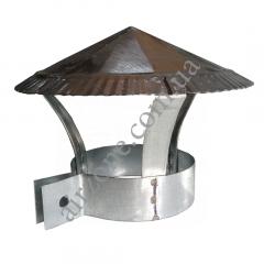 Грибок (зонтик) Ø100 з оцинкованої сталі