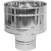 Дефлектор 200мм з нержавіючої сталі