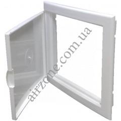 Дверка ревізійна пластикова Двайсен 15х15
