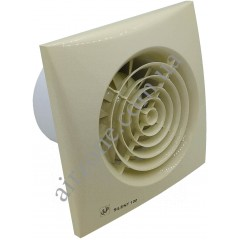 Вентилятор S&P Silent 100 CZ ivory