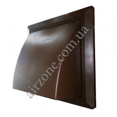 Припливно-витяжний ковпак Hardi 01511 Ø100 коричневий