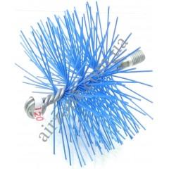 Щітка для чистки труб, діаметр 130мм (під М12)
