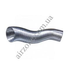 Гофра алюмінієва Ø100мм (довжина до 2,6м)