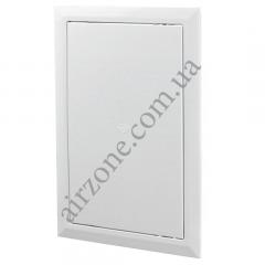 Дверцята ревізійні пластикові Домовент 20х30