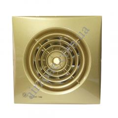 Вентилятор S&P Silent 100 CZ gold