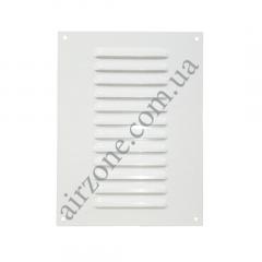 Металева решітка Вентс МВМП 150х200 біла