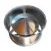Дефлектор (волпер) Ø150 з оцинкованої сталі