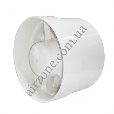 Канальний вентилятор Вентс 125 ВКО турбо