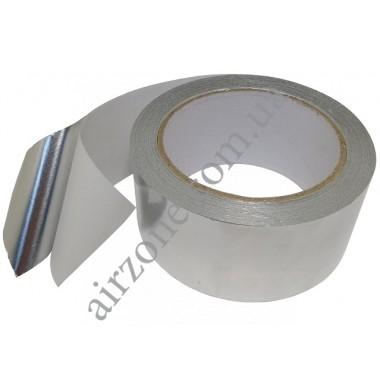 Фольга 50мм*25метрів алюмінієва з клейовою основою