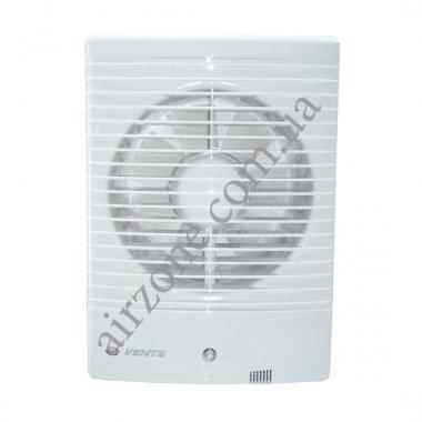 Витяжний вентилятор Вентс 150 М3В турбо з шнурковим вимикачем