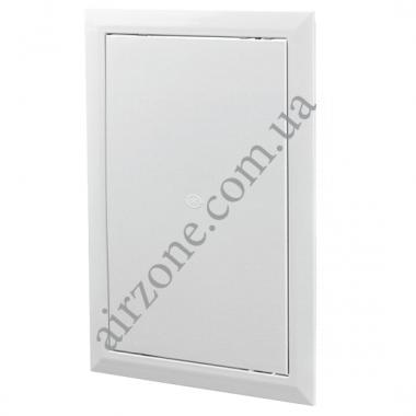Дверцята ревізійні пластикові Домовент 15х30