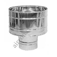 Дефлектор 110мм нержавійка