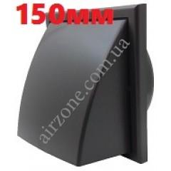 Припливно-витяжний ковпак Вентс МВ 152 ВК коричневий