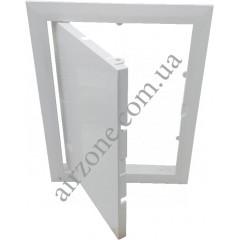 Дверка ревізійна пластикова МініМакс 15х20