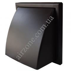 Припливно-витяжний ковпак Вентс МВ 122 К коричневий