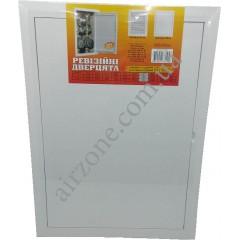 Дверка ревізійна пластикова МініМакс 25х35