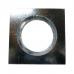 Фланець вентиляційний 25х25 Ø150 з оцинкованої сталі