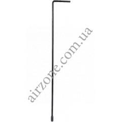 Тримач до щітки для чищення котла, 80 см (під М12)