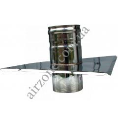Защита кирпичного дымохода 100мм нержавейка