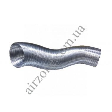 Гофра алюміній Ø100мм (довжина до 2,6м)
