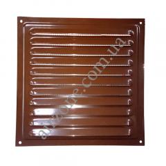 Металева решітка Вентс МВМ 150 коричнева