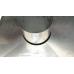 Захист 130мм нержавійка на кірпічний димарь