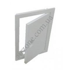 Дверка ревізійна пластикова Hardi 10х15