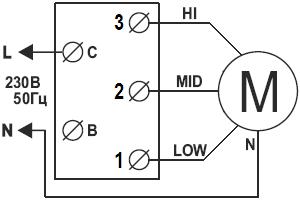 Схема під'єднання