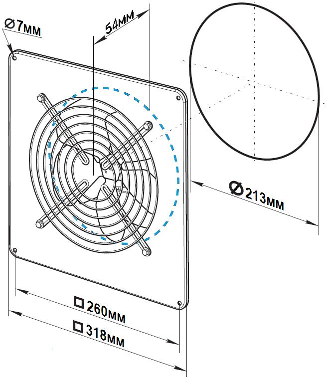 схема флюгер ywf b 2e 200
