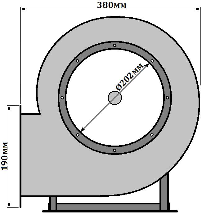 схема Горизонт ВР 287-46-2 1,1кВт