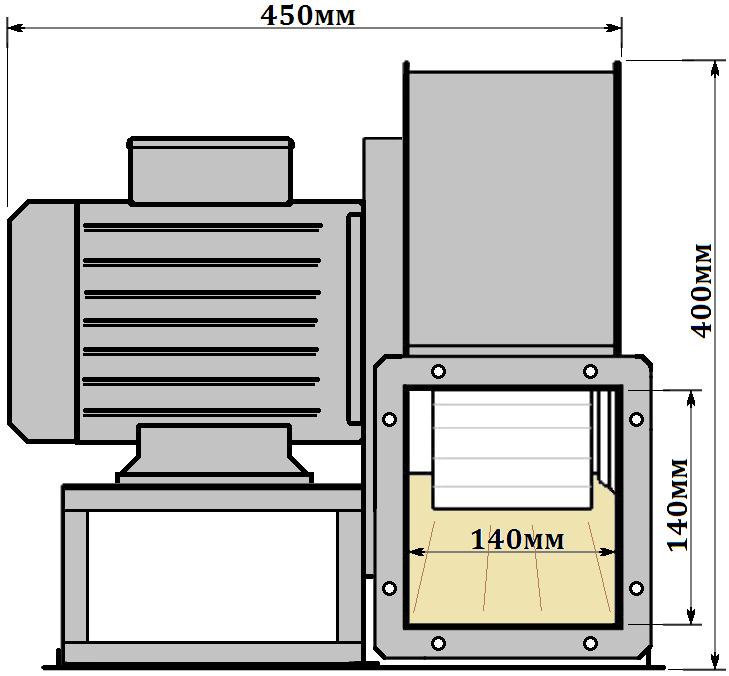 схема-2 Горизонт ВР 287-46-2 1,1кВт