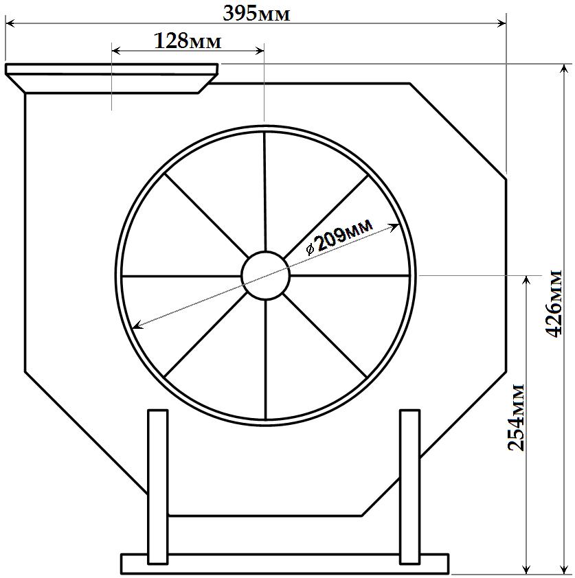 схема-2 горизонт врп-2,5