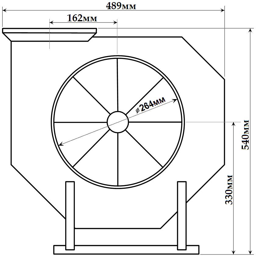 схема-2 горизонт врп-3,15